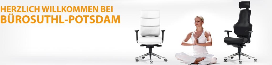 Bürostuhl-Potsdam - zu unseren Chefsesseln